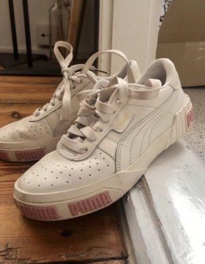 Puma Cali Sneaker weiß