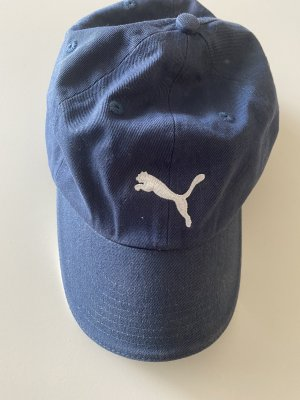 Puma Baseball Cap dark blue-white