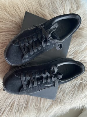 Puma Cleated Creeper Rihanna Fenty Black