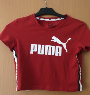 Puma cropped Sportshirt