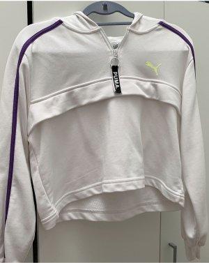 Puma Sweatshirt met capuchon veelkleurig