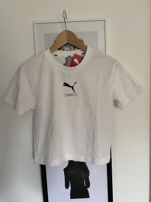 Puma Cropped Top / Shirt S