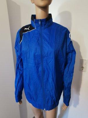 Puma Raincoat white-blue