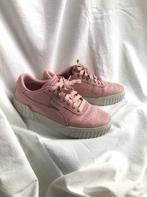 PUMA Damen Sneaker - Cali Emboss WN's Sneaker