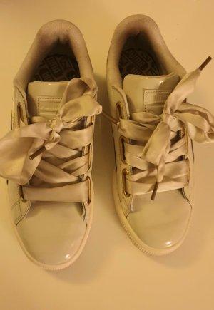 PUMA Damen Sneaker in Lackoptik Größe 37.5