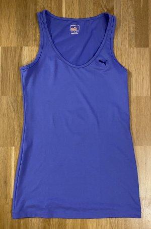 Puma Damen Sport T-Shirt in violett Gr. 36