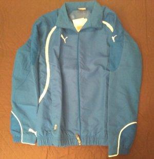 Puma Sports Jacket blue