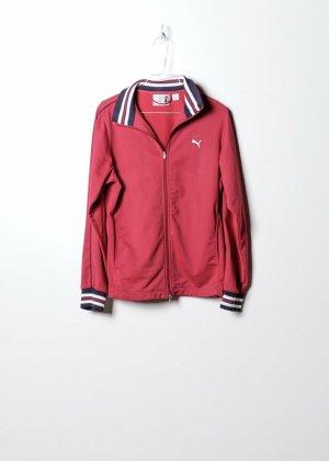 Puma Damen Trainingsjacke in Rot