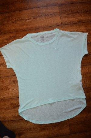 puma DRYCELL neues Sport T-Shirt lhellblau  Gr. 40
