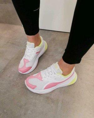 Puma Fitness Sneaker weiß-Rosa neu 38/38.5