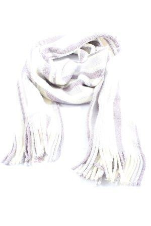 Puma Écharpe à franges imprimé avec thème style décontracté