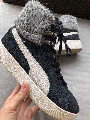 Puma Sneaker alta nero