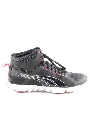 Puma High Top Sneaker mehrfarbig sportlicher Stil