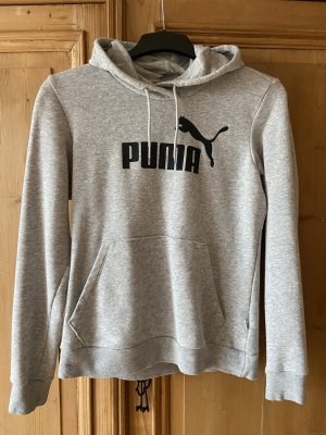 Puma Hooded Sweater light grey