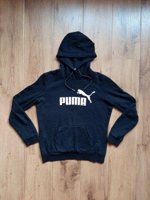 Puma Hoodie schwarz