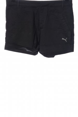 Puma Hot Pants schwarz Casual-Look