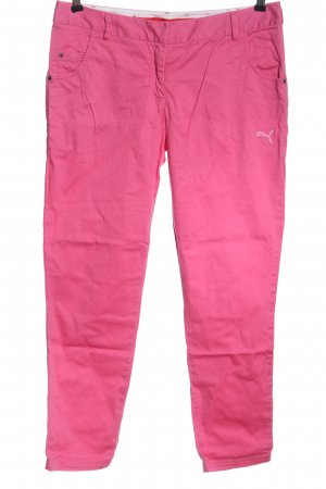 Puma Low-Rise Trousers pink casual look