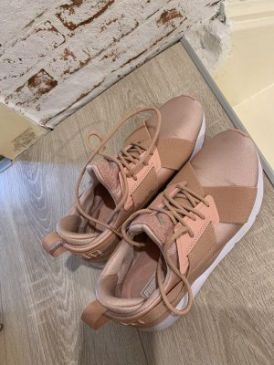 Puma Lace-Up Sneaker rose-gold-coloured-pink