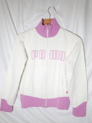 Puma Sports Jacket multicolored cotton