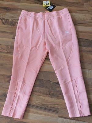Puma Spodnie sportowe jasny różowy