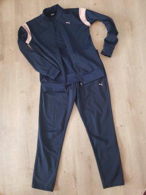 Puma Ladies' Suit pink-dark blue