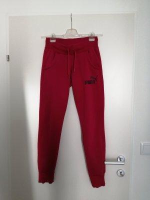 Puma Pantalone da ginnastica multicolore Tessuto misto