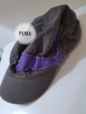 Puma Baseball Cap dark grey