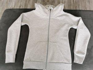 Puma Sweat à capuche gris clair