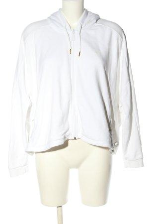 Puma Kapuzensweatshirt weiß Casual-Look