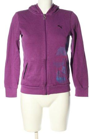 Puma Kapuzensweatshirt pink Casual-Look