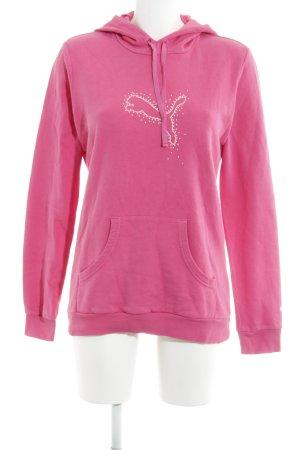 Puma Kapuzensweatshirt mehrfarbig sportlicher Stil