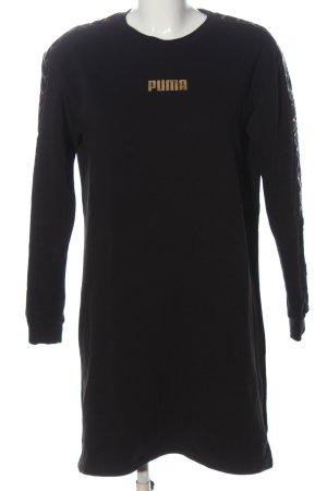 Puma Shortsleeve Dress black-primrose themed print casual look