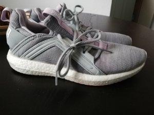 Puma Sneaker slip-on grigio chiaro Tessuto misto