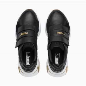 Puma Ledersneakers