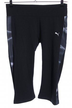 Puma Leggings schwarz Casual-Look