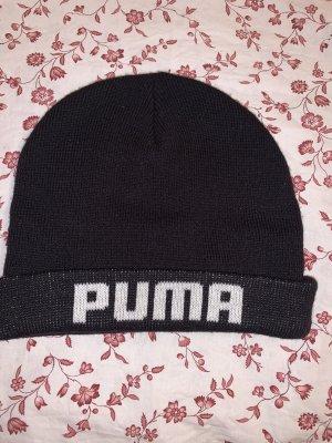 Puma Berretto nero-bianco