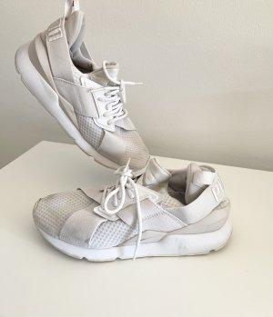 Puma Basket slip-on blanc-crème