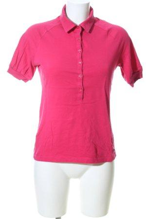 Puma Polo-Shirt pink Casual-Look