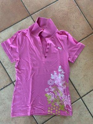 PUMA Polo-Shirt Gr. 40