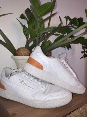 Puma Ralph Sampson 42 weiß/orange
