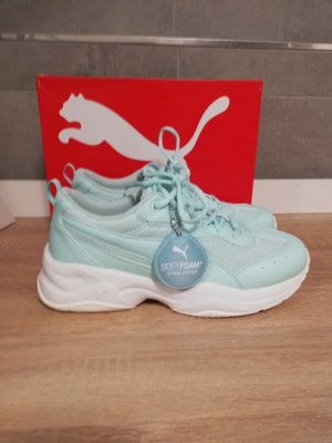 Puma Retro Sneaker mintgrün weiß 40
