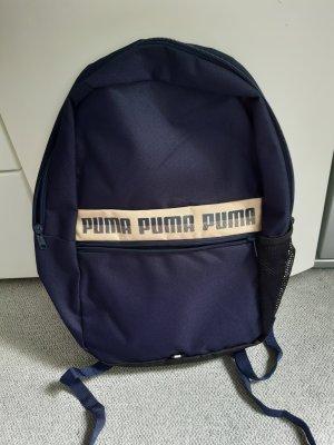 Puma Zaino per la scuola nero-blu Poliestere