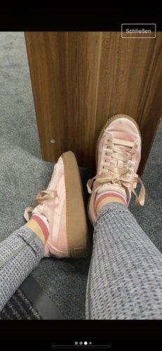 Puma Heel Sneakers pink