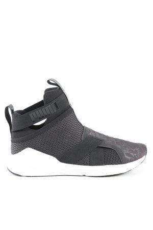 Puma Schlüpfsneaker hellgrau Casual-Look