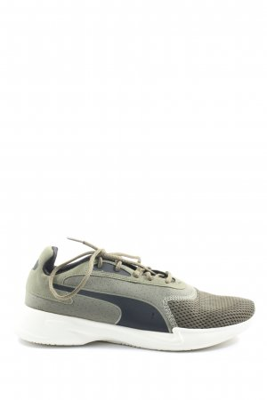 Puma Lace-Up Sneaker light grey-blue casual look