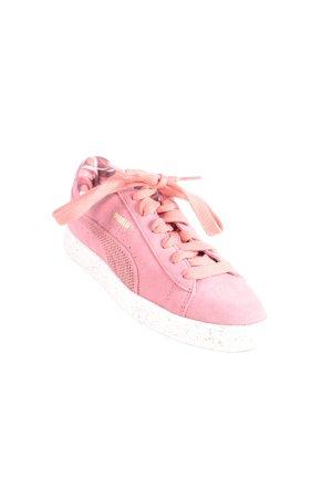 Puma Schnürsneaker rosa