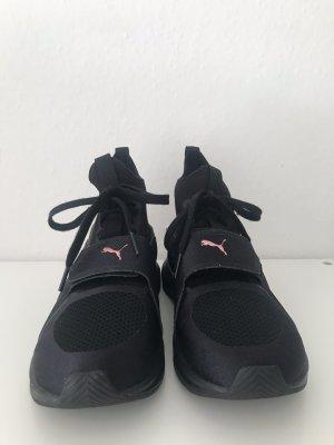 Puma Heel Sneakers black-rose-gold-coloured