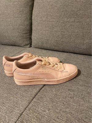 Puma Sneaker slip-on rosa chiaro