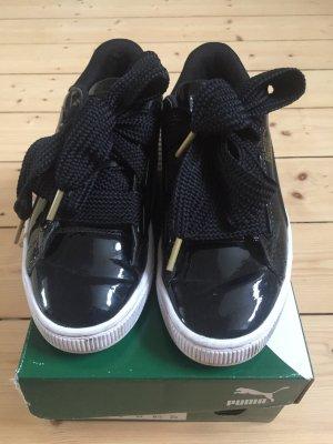 Puma Schuhe (Basket Heart Patent Wn's)