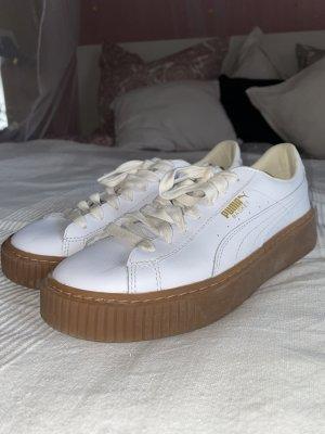 Puma Schuhe weiß